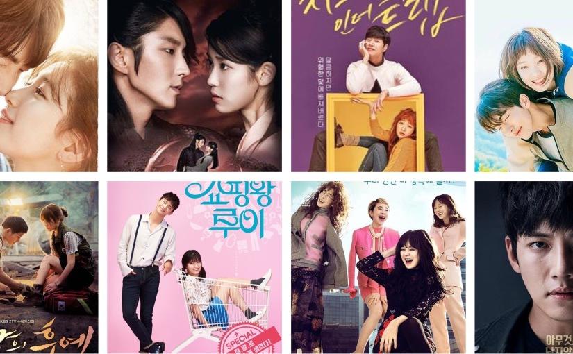 Top 5 k-dramas de2016